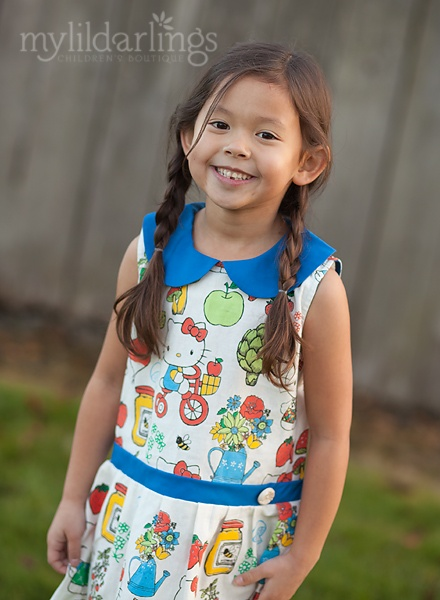 Misha Lulu GOOD LIFE Hello Kitty Dress - Spring 2012.