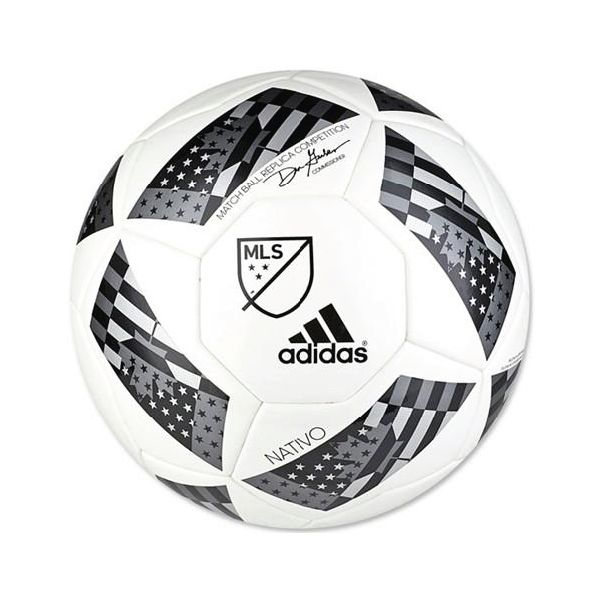 adidas Performance MLS Competition Soccer Ball (Sz 5)