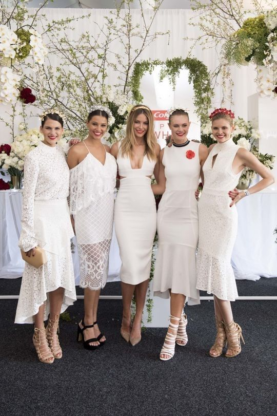 What they're wearing at Stakes Day 2016 - Vogue Australia