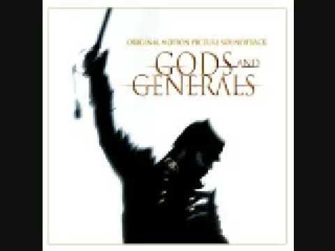 Gods and Generals- Going Home   Mary Fahl singing