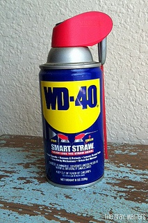Household Uses for WD-40