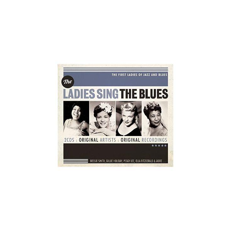 Ladies Sing the Blues & Various - Ladies Sing the Blues / Various (CD)
