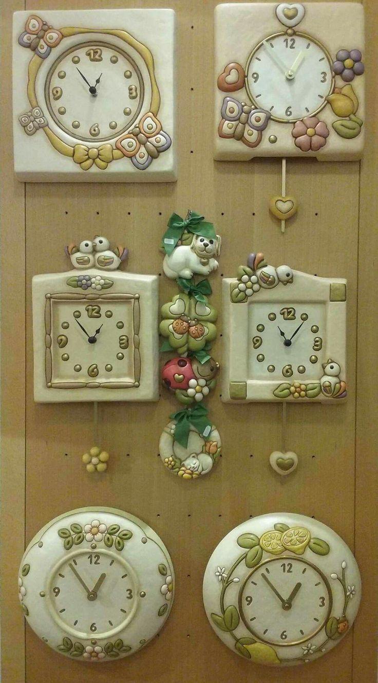 83 best thun images on pinterest fimo cold porcelain for Prezzi orologi thun