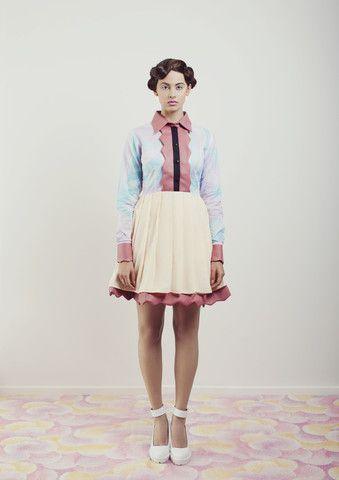 Rainbow Swirl Dress – WND.LND