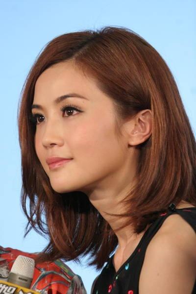 Charlene Choi - Hair colour <3   Natural make up!