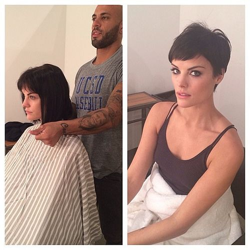 Jaimie Alexander | Jaimie Alexander, before and after. Anyon… | Flickr