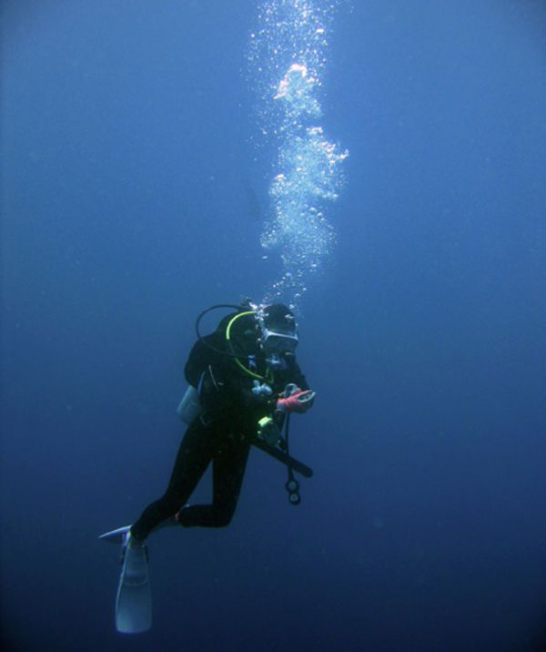 5 diving tips to help you stretch your tank and maximize your bottom time.
