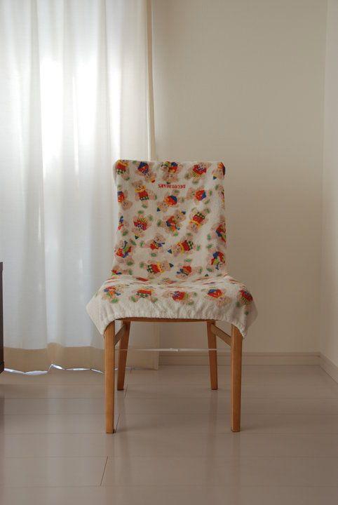 椅子カバー | みんなの手作り作品ギャラリー|アイシンミシン通販の ...