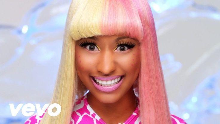 Nicki Minaj - Super Bass | Hey Nikki , I thought you brought booty back a long time ago?