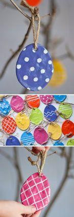 Pâques: des idées de bricolage pour petits et grands (PHOTOS)