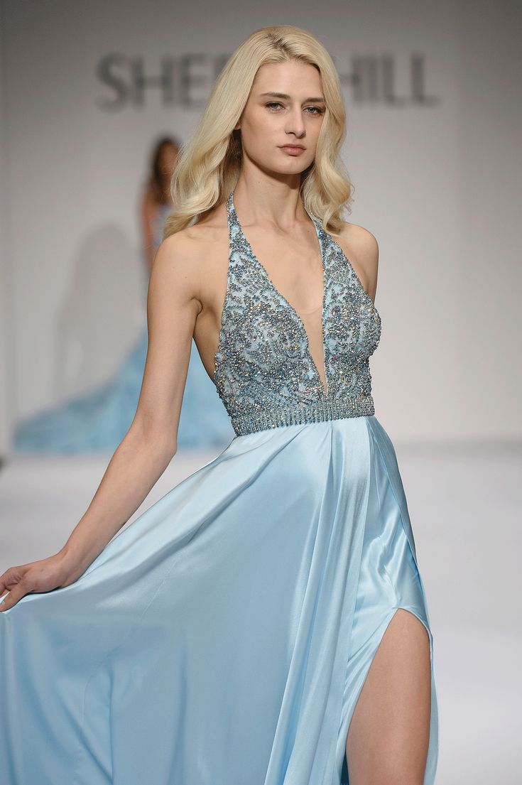 38 best Flowy Prom Dresses images on Pinterest | Formal evening ...