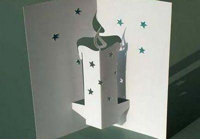 Libros Pop-Up Books Cards: Tarjetas Virtuales de Fotos de Tarjetas Pop-Up Reales