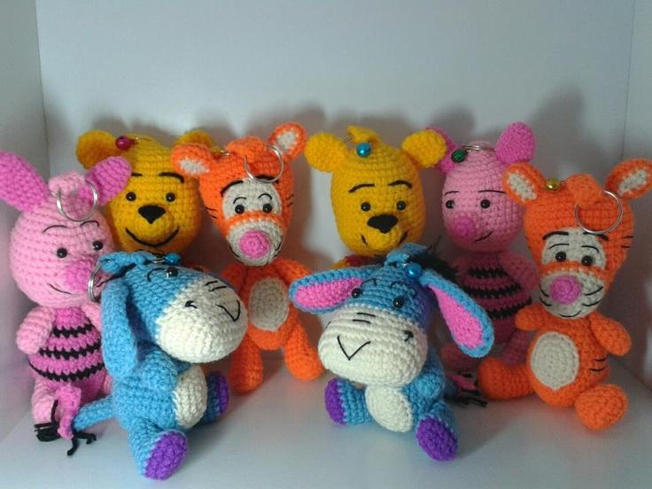 23 Best Winnie The Pooh Images On Pinterest Pooh Bear Key Rings