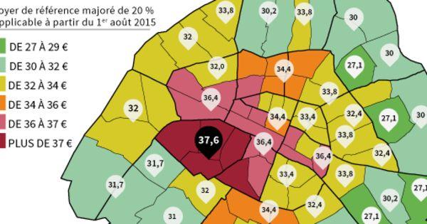 Encadrement des loyers: l'expérience débute à Paris