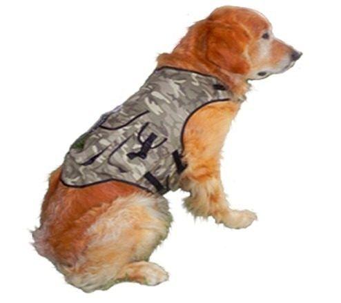 chaleco tipo mochila perro militar- tallas desde 350 pesos