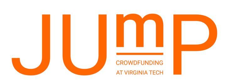Jump, Virginia Tech's crowdfunding platform, now accepting #crowdfunding applications through July 31