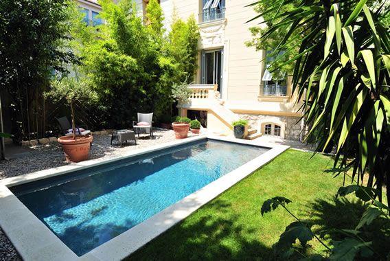 mini piscine beton photo - Google Search