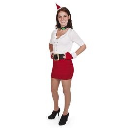 Add some jolly fun with this women's Santa costume kit for Christmas./ Wally's Party Factory #womens #santa #costume #kit