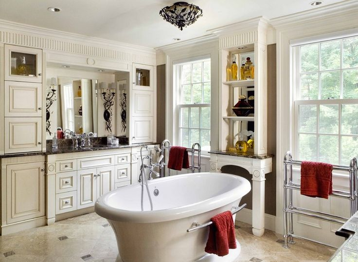 Our Recommendations For Traditional Bathrooms: 17 Best Images About Freestanding Bathtubs On Pinterest