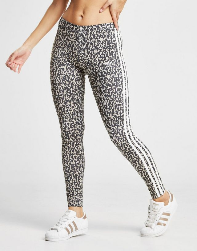 adidas Originals 3 Stripes Leggings Dames   mama