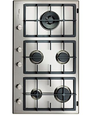 Whirlpool Gas Hob GMF9522IXL WAS £379.99 - BLACK FRIDAY £50 off! - NOW ONLY £329.99 http://bellsdomestics.co.uk/product_integratedgas_hob?pro_id=1087 Available until 6th December 2016