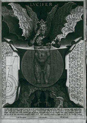 Botticelli's Lucifer