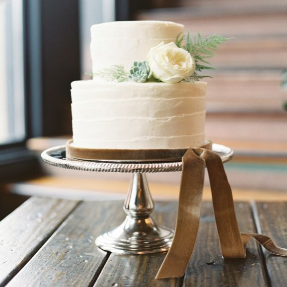 "5 Tips For Saving On A Wedding Cake  Fake a Big One  We get it. You've envisioned that elaborate work of art since you first learned the word fondant. But that doesn't mean you have to pony up a scary price to get the sugar rush. ""For budget-minded clients, we'll build faux tiers, with only two of them being actual cake so there's something to cut,"" says contributing editor Wendy Kromer of Wendy Kromer Confections in Sandusky, Ohio. ""Once decorated, all the tiers look the same. The kitchen…"