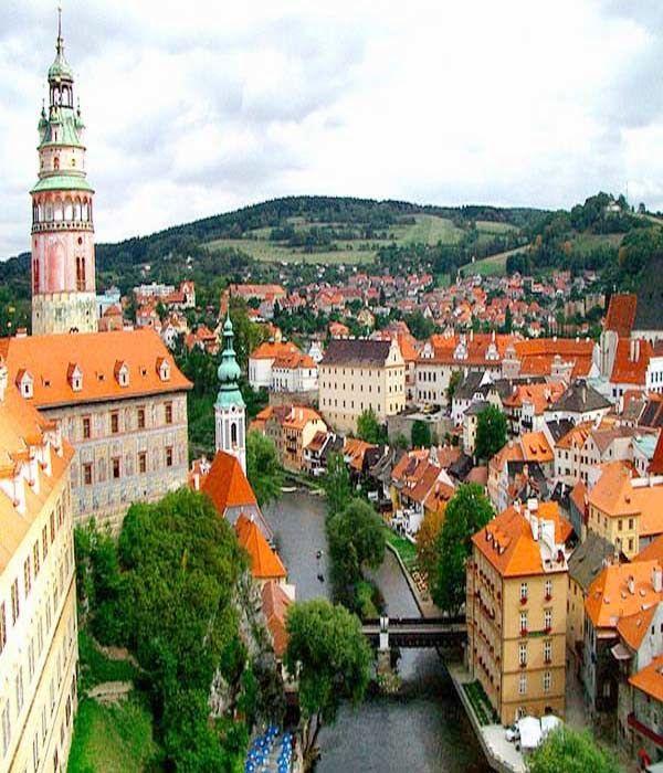 Český Krumlov , Czech Republic - Travel Pedia
