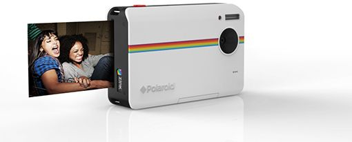 "Introducing the newest addition to the Polaroid instant digital camera line, the Z2300 features an integrated printer with ZINK® Technology, enabling users to instantly capture, edit and in less than a minute print full color, 2x3"" prints. Along with the ability to save your photos to an SD memory card making it easy to upload images to any social media platform, the Z2300 combines a compact form factor with a host of fun, easy-to-use features to create the ultimate social media machine."