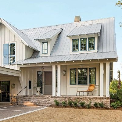 25 best ideas about metal roof colors on pinterest steel roofing metal roof houses and metal - Exterior metal paint colors ideas ...