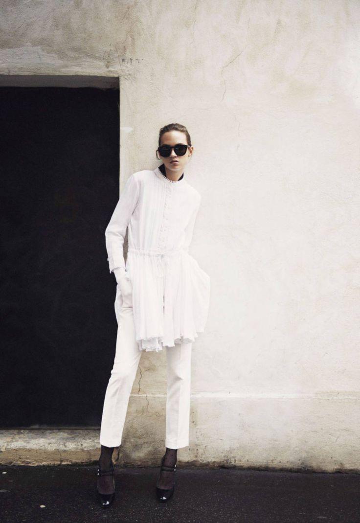 Adrienne Jüliger by Claudia Knoepfel for Vogue Paris April 2016 7