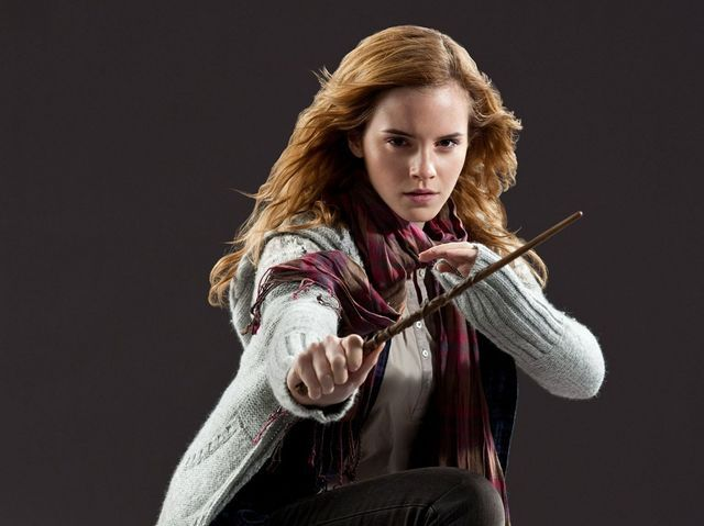 Hermione You are logical, thoughtful, and sometimes controlling. You are the anchor of the group and always able to provide a solution in any problematic situation.