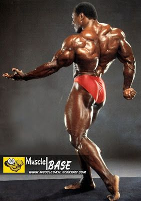 MuscleBaseBody: Lee Haney | Lee Haney Images And Biography