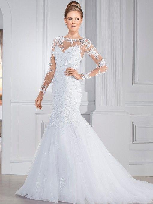 Vestido de noiva modelo: Joyce