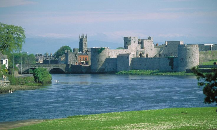 King John's castle is a magnificent Norman castle in the heart of medieval Limerick city.