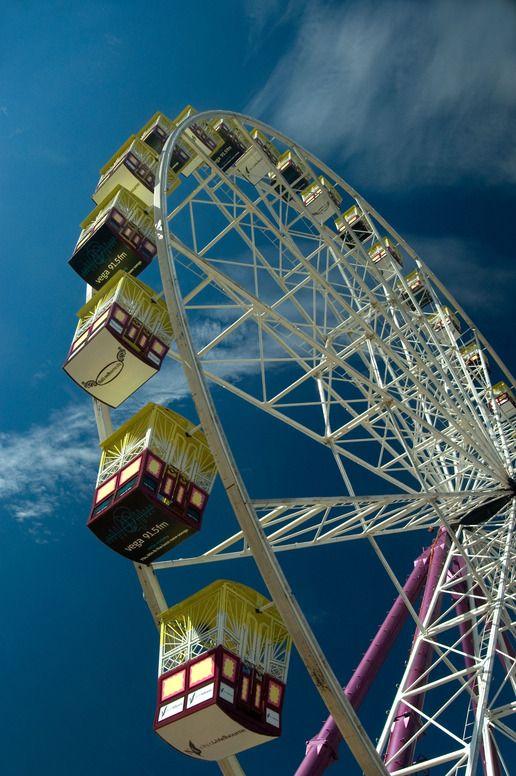 Big Wheel in Melbourne Visit us on http://chandlerdental.com.au/
