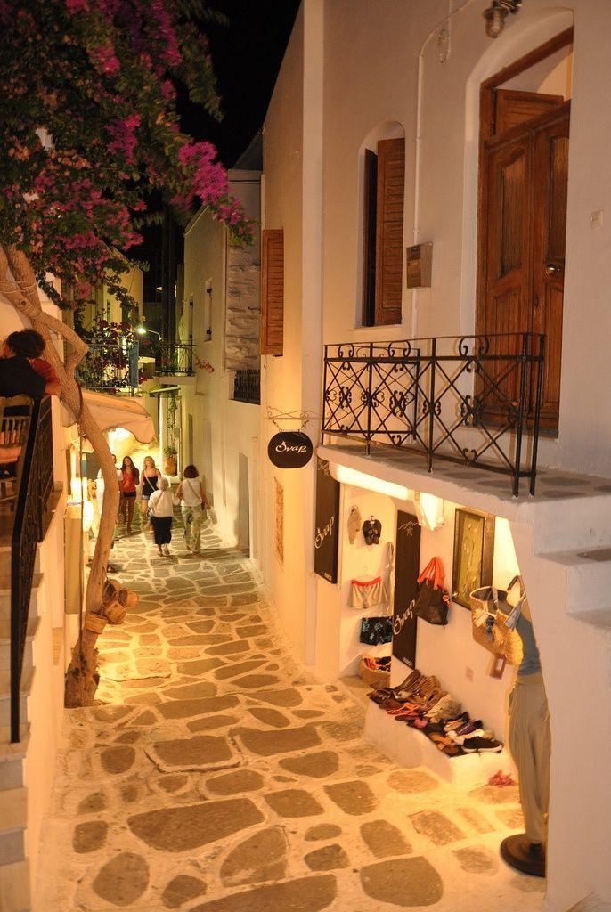 Paros - Top 10 Greek Islands you Should visit in Greece: http://www.greece-travel-secrets.com/Paros.html