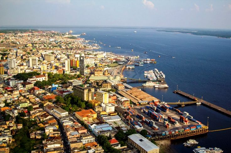 Cidade de Manaus - Turismo, Cultura e Lazer no Brasil