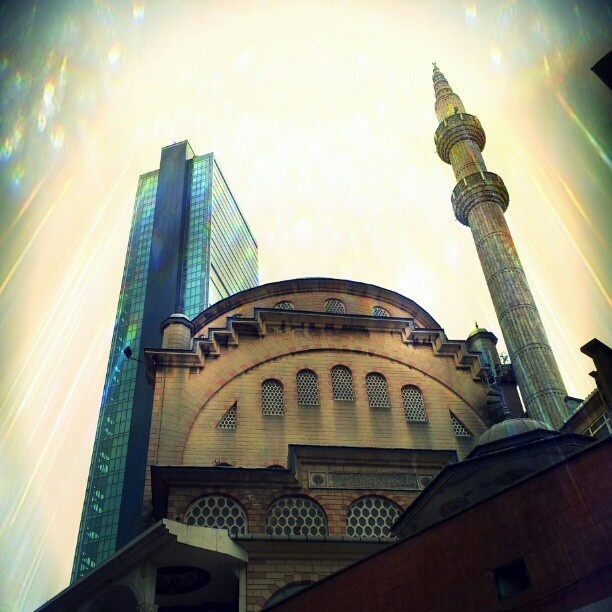 sapphire and mosque.