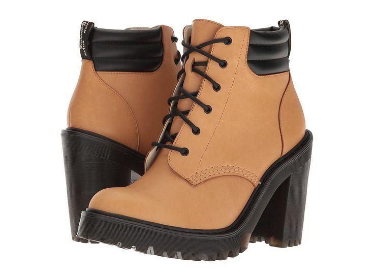 DR. MARTENS DR. MARTENS - PERSEPHONE (TAN SAN DIEGO) WOMEN'S SHOES. #dr.martens #shoes #