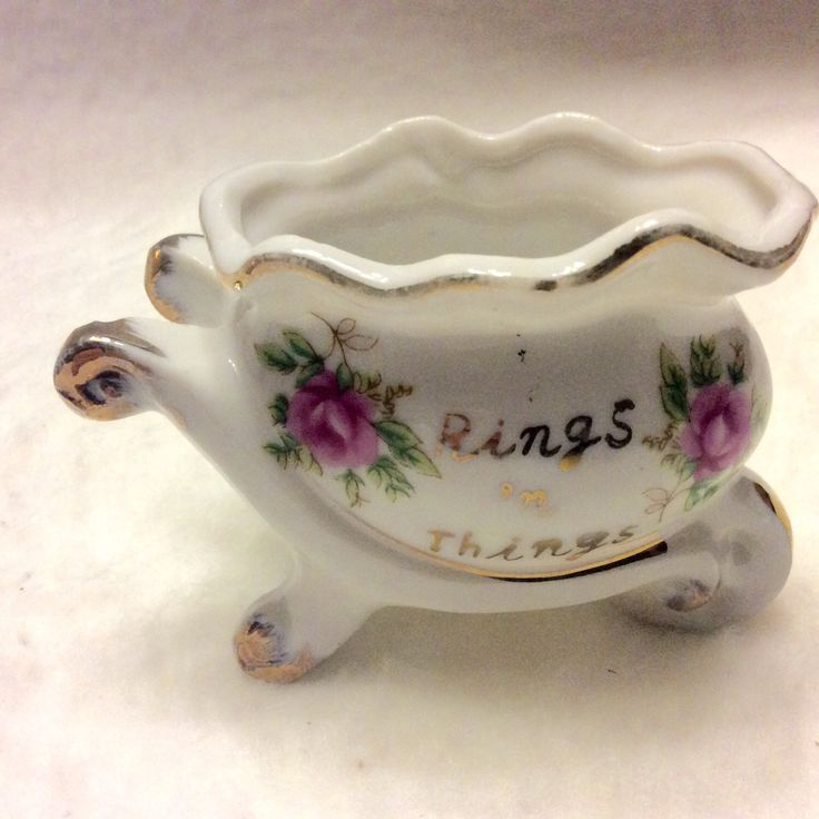 A personal favorite from my Etsy shop https://www.etsy.com/listing/262004095/vintage-1950s-enesco-rings-n-things
