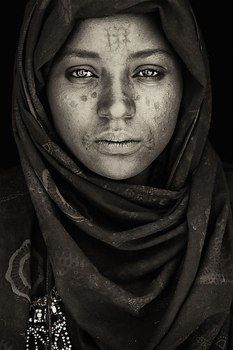 Berber from Ghadames Lybia