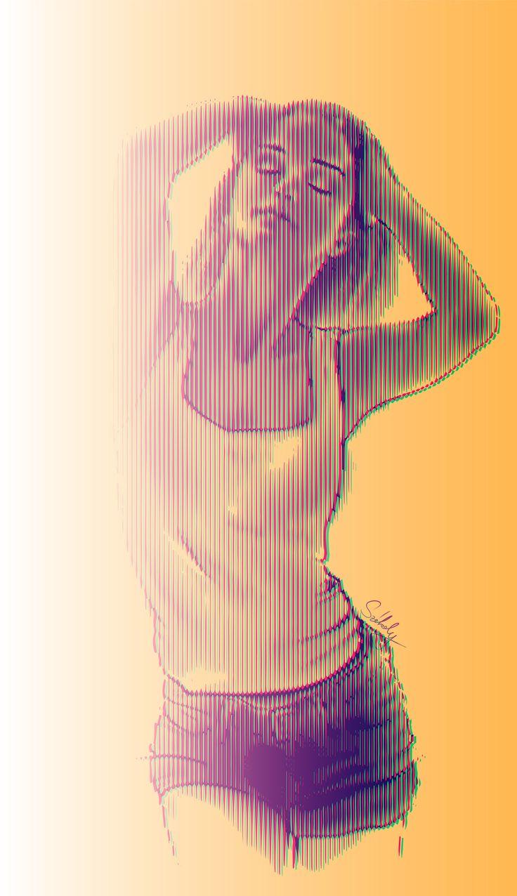 Halftone Gorgeous Chick. #halftone # chick #women #beautiful #gorgeous #photoshop #illustrator #design #colors #passion  #sensual #sexy #szekelydaniel #darko #alwayscreative87 #tryingtosurvive http://szekelydaniel.blogspot.ro/ https://www.facebook.com/AlwaysCreative87/ https://ro.pinterest.com/beltonaru/