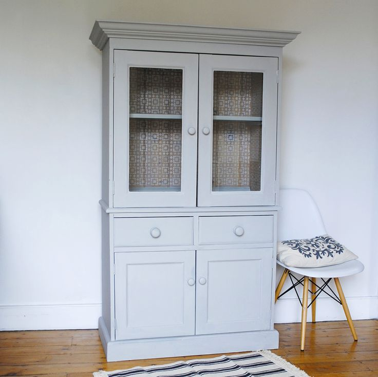 Paris Gray Kitchen Cabinets: 17 Best Images About Painted Furniture On Pinterest