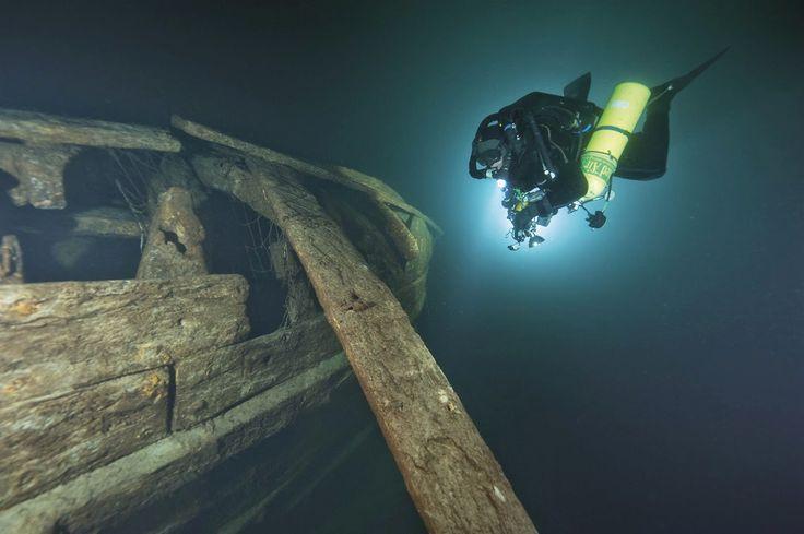 Galeon Mars-Hallado el pecio del mayor buque de guerra del siglo XVI