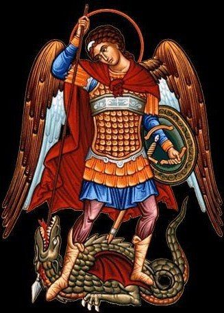Michael the Archangel #icône