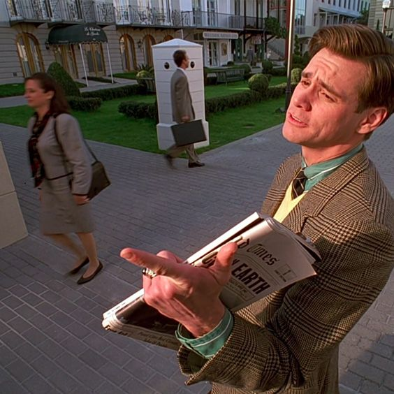 A review of the truman show a movie by peter weir