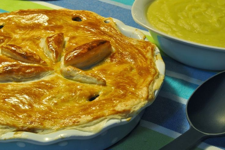Pão e Beldroegas: Australian Pie