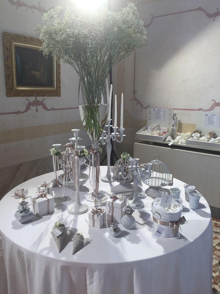 Le bomboniere di Cupido della linea Il Cuore sono eleganti e preziose. www.elisa-regali.it