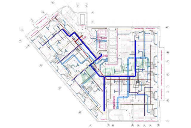 MEP Shop Drawing #Detailing services fulfill the needs of
